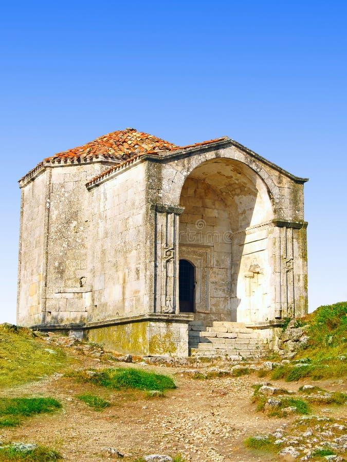 Mausoleum. Royalty Free Stock Photos