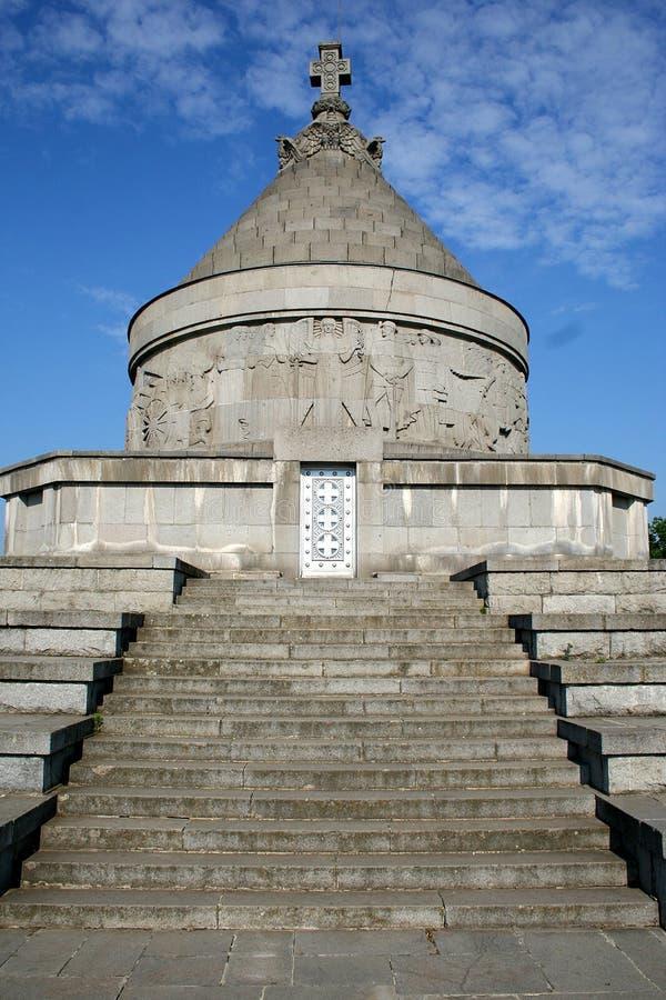 Mausoleum royalty free stock images