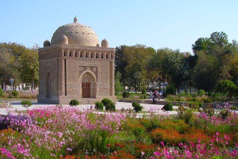 Mausoleum royaltyfri fotografi