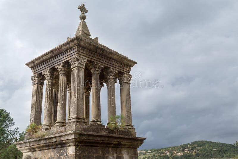 mausoleum imagem de stock