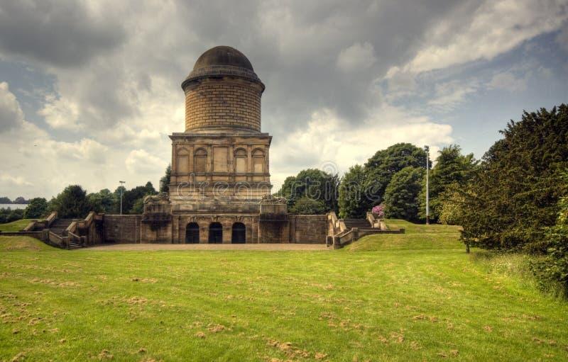 Mausoleum royalty free stock photo