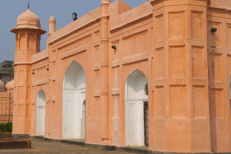 Mausoleum of Bibipari in Dhaka, Bangladesh. Mausoleum of Bibipari in Lalbagh fort, Dhaka, Bangladesh royalty free stock photo
