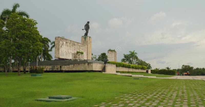 Mausoleum Che Guevara i Santa Clara arkivfoton