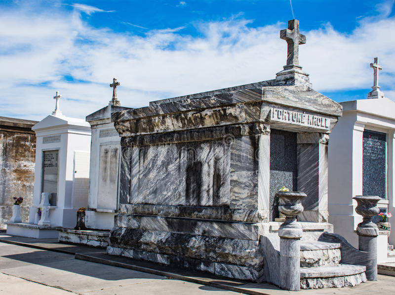 Mausoleum stock photography