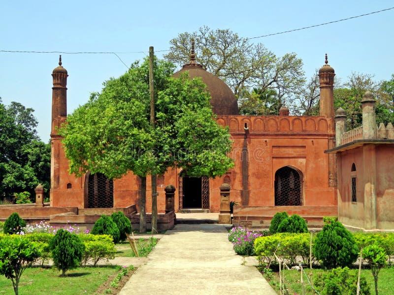 Mausoleum des Schahs Niamatullah, Bangladesch stockbild
