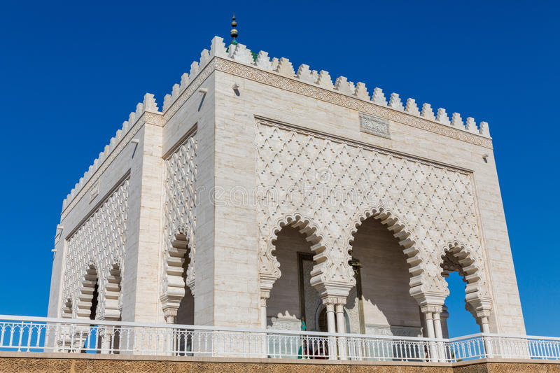 Download Mausoleum Of Mohammed V In Rabat Stock Photo - Image: 29199772