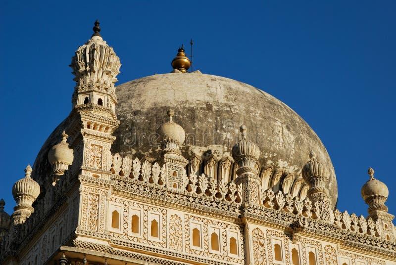 Mausoleum of Tipu sultan royalty free stock image