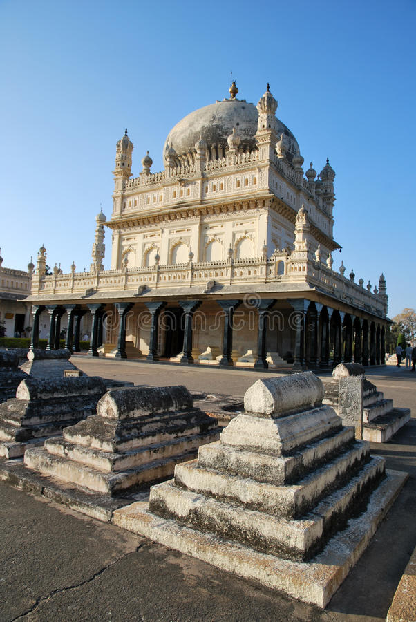 Download The Mausoleum Of Tipu Sultan Stock Photo - Image: 18849538