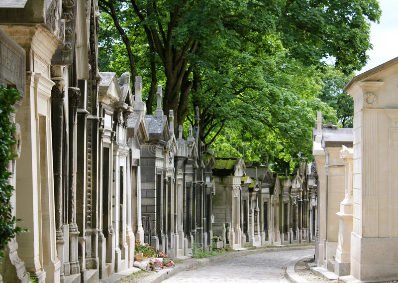 Download Mausoleums stock photo. Image of marker, historic, lining - 32062834