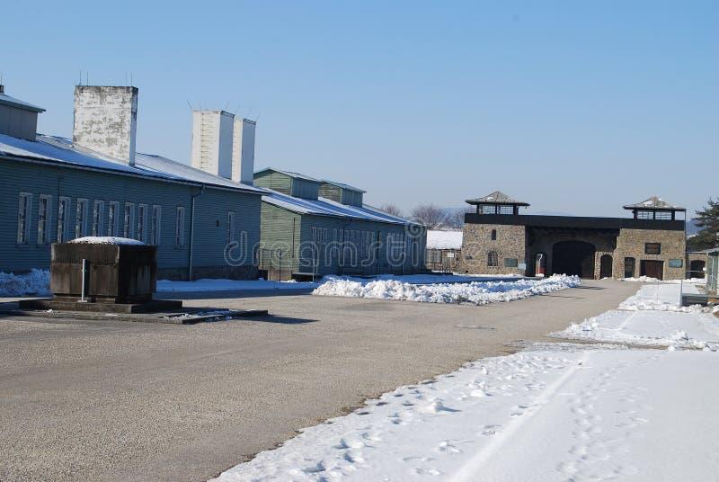 Mauthausen image libre de droits