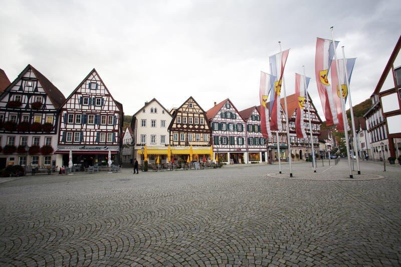 Mauvais Urach, Allemagne image stock