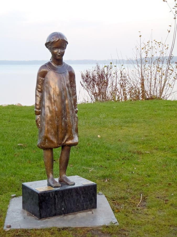 sculpture bronze pour jardin