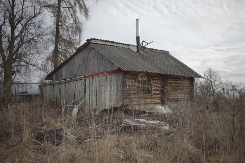 Mauvaise maison image libre de droits