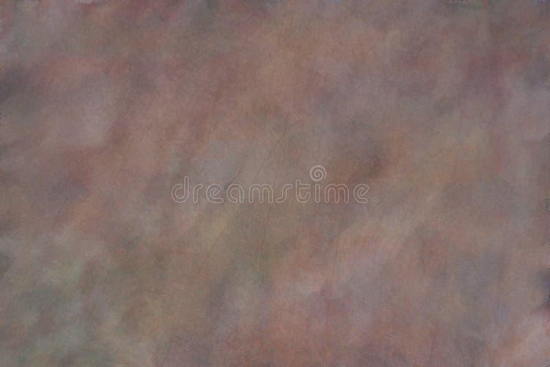 Mauve Waterverf de Fijne Achtergrond van Art Texture/Grunge- royalty-vrije illustratie