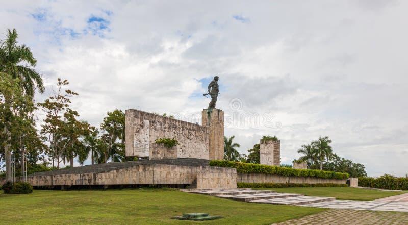 Mauzoleum Che Guevara w Santa Clara zdjęcia royalty free