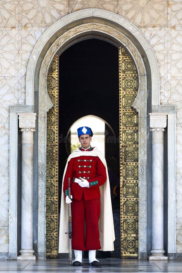 Mauzoleum Mohammed V obraz royalty free