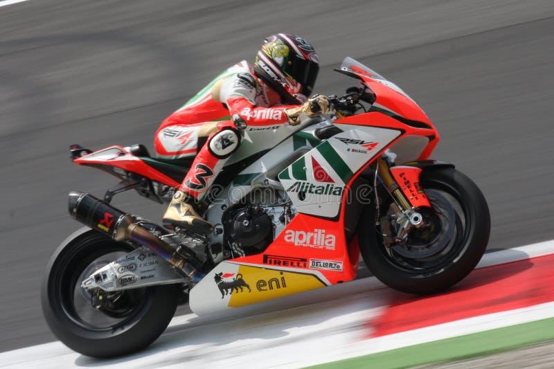 Download Max Biaggi Aprilia RSV4 Aprilia Racing Team Editorial Stock Photo - Image: 24432903