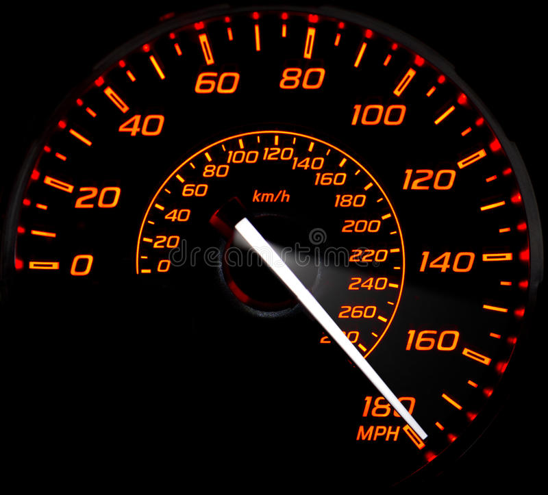 Max Speed - Vector Available stock photo