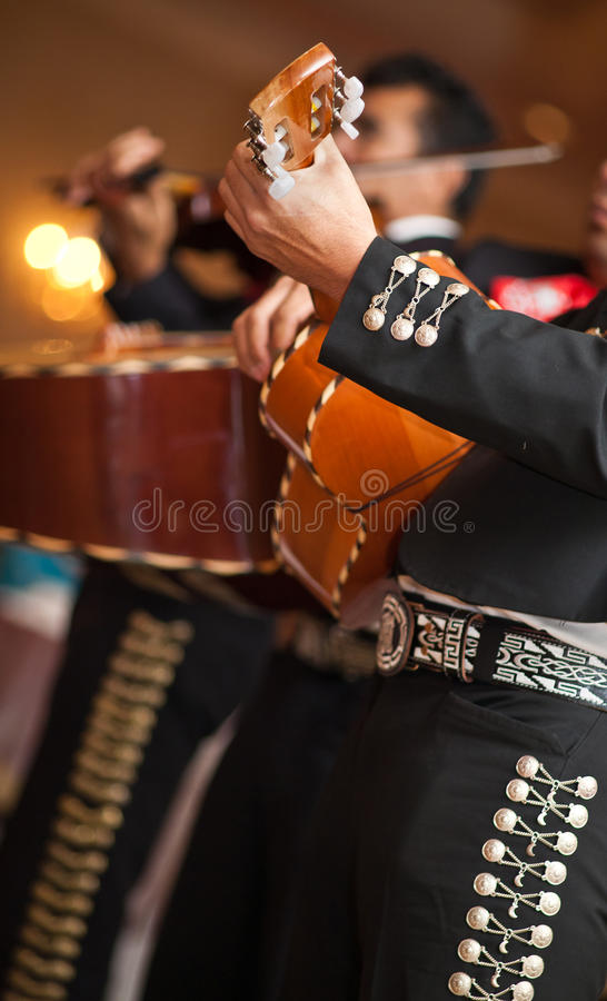 Free Maxican Mariachi Band Stock Images - 21734024