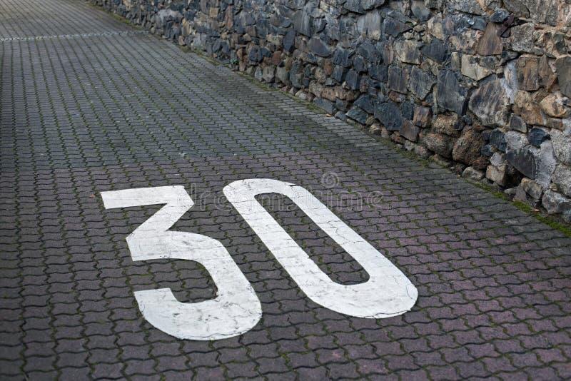 Download Maximum Speed 30 Stock Photo. Image Of Speed, German   64789008