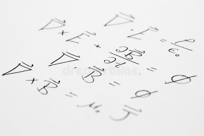 Maxwell Equations Slant