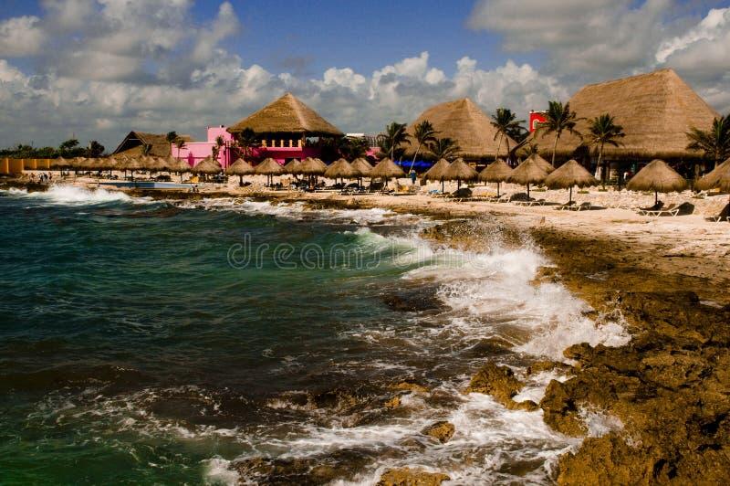 maya πλευρών λιμένας στοκ φωτογραφία με δικαίωμα ελεύθερης χρήσης