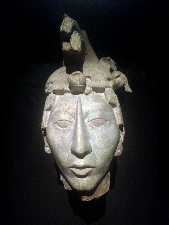 Maya Art antiga imagens de stock royalty free