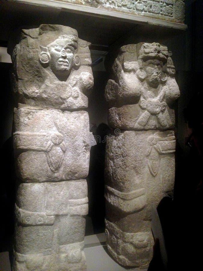 Maya Art antiga foto de stock