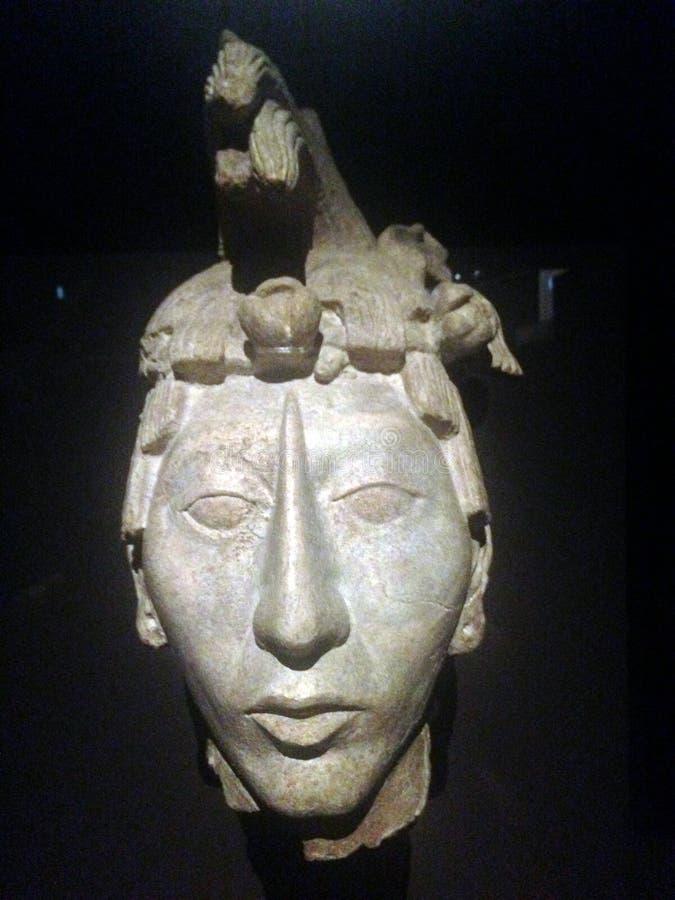 Maya Art antiga foto de stock royalty free