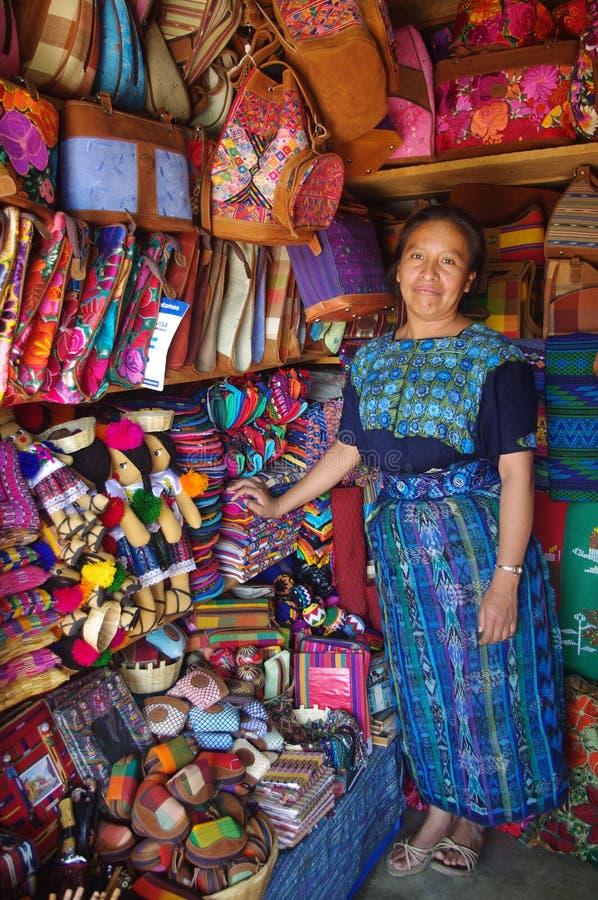 Maya inheemse mensen stock fotografie