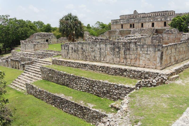 maya labna pałacu. zdjęcia stock