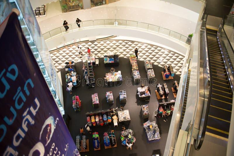 Maya Lifestyle Shopping Center interna immagini stock libere da diritti