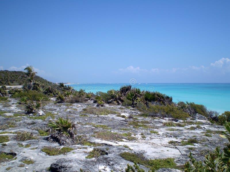 maya riviera fotografering för bildbyråer