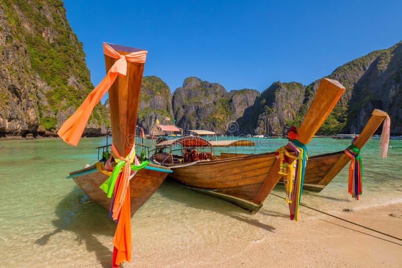 Maya Thaïlande de compartiment images libres de droits