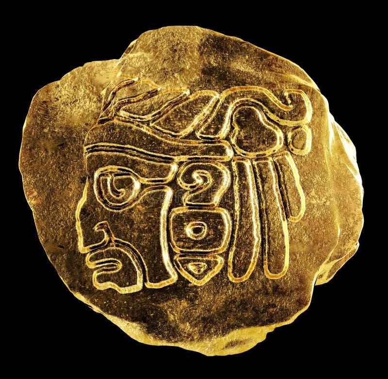 Mayan καλλιέργεια στοκ φωτογραφίες