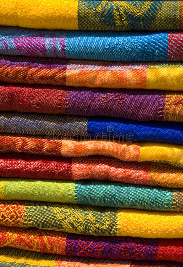 Mayan Blankets 6 royalty free stock images