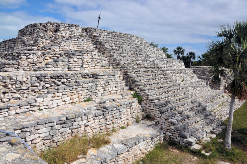 Download Mayan ruins stock photo. Image of architecture, stone - 13043408