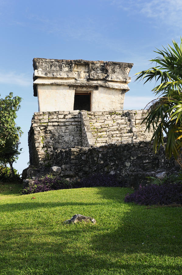 Download Mayan Ruins Of Tulum Mexico Stock Photo - Image: 22734954
