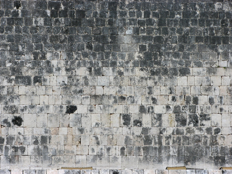 Mayan square stone texure royalty free stock image