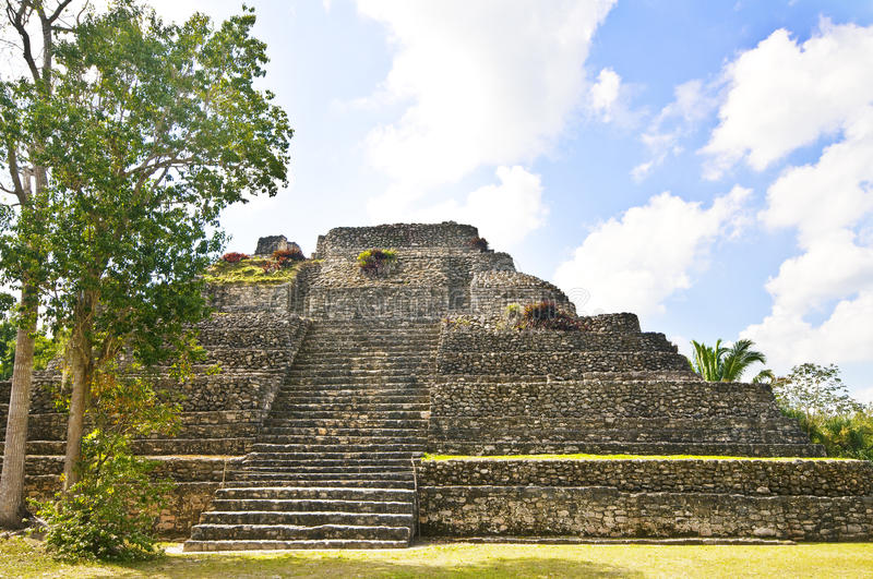 Download Mayan Temple, Yucatan Mexico Stock Photo - Image: 18903578