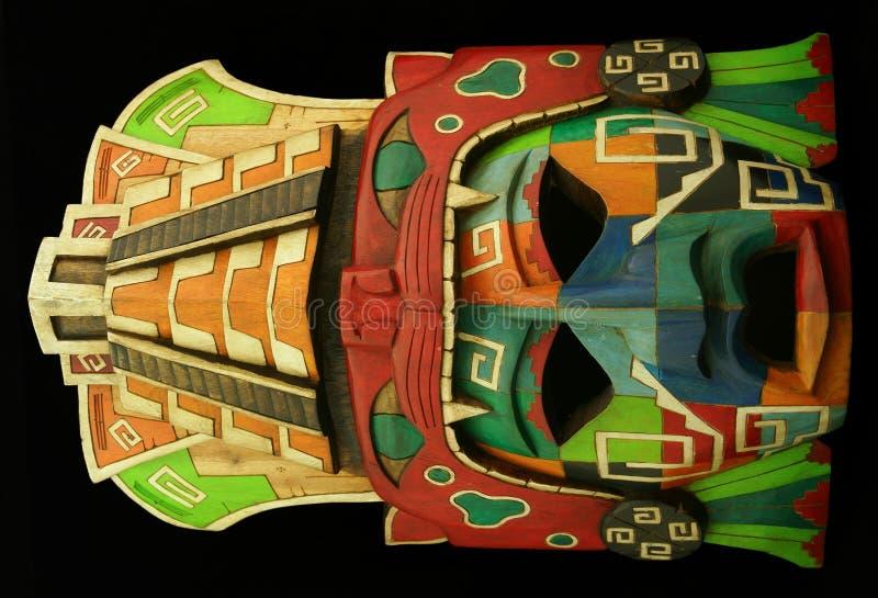 Mayaschablone lizenzfreie stockbilder