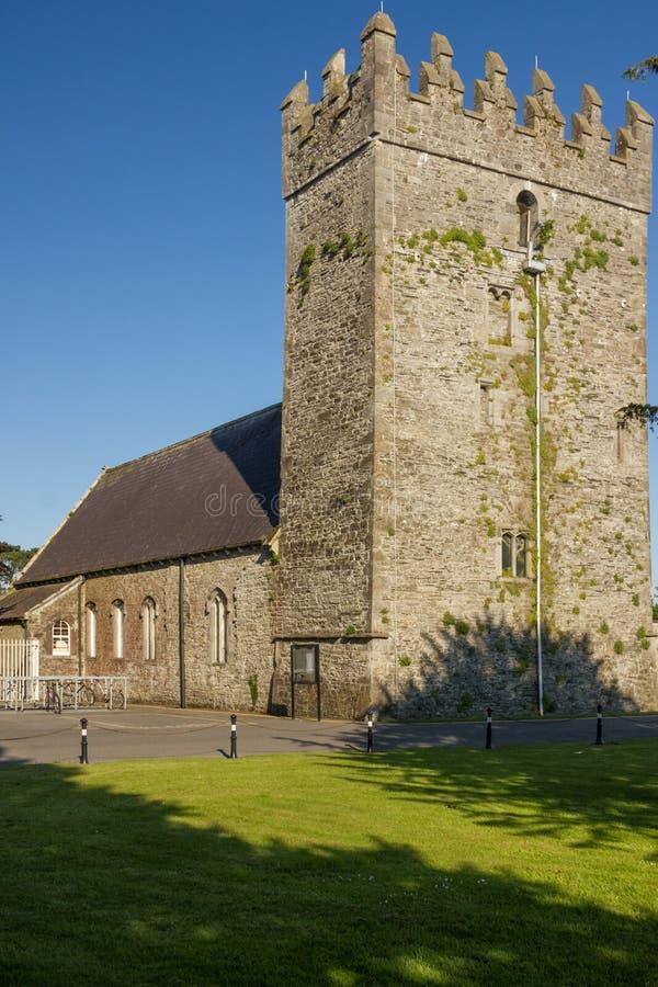 Maynooth University. Church. County Kildare. Ireland Stock ...