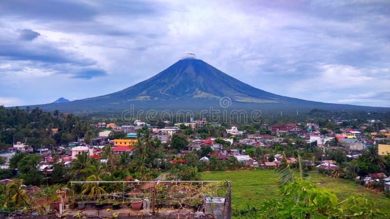 Mayon lizenzfreies stockbild