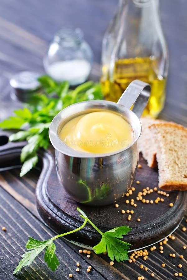 mayonesa foto de archivo libre de regalías