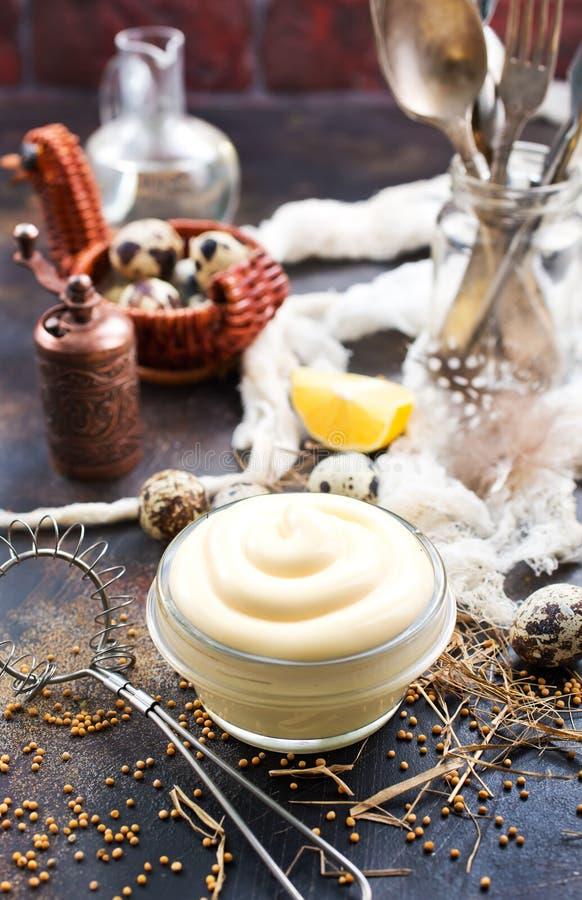 mayonnaise photos libres de droits