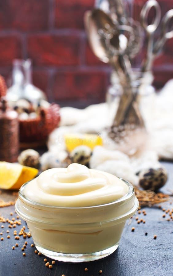 mayonnaise image stock