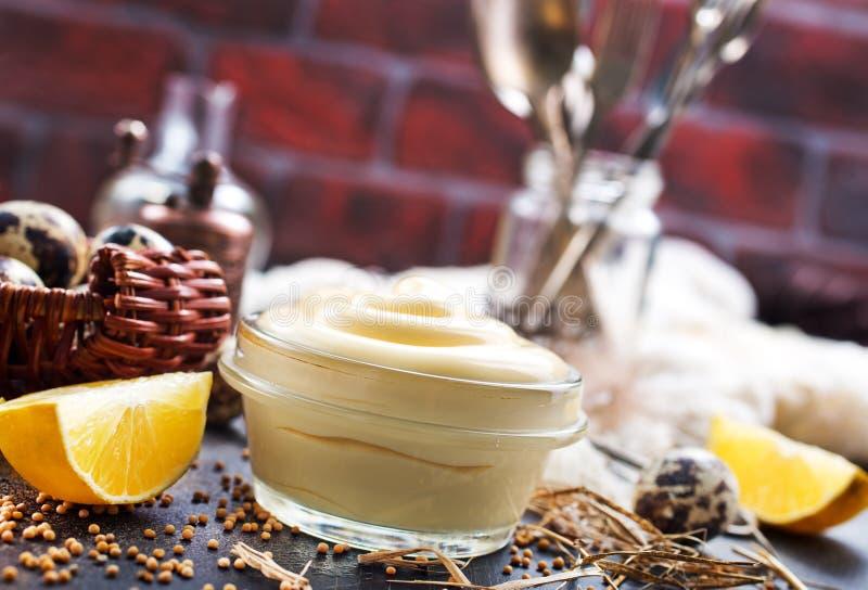 mayonnaise images stock