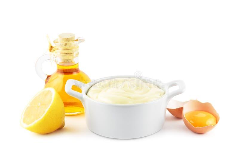 Mayonnaise fotografering för bildbyråer