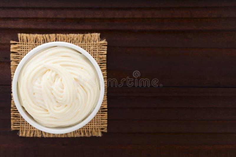 Mayonnaise royalty free stock photos