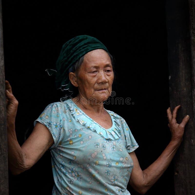 Mayor de Hmong foto de archivo